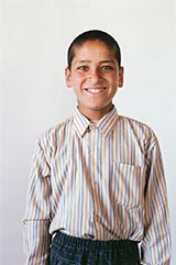 Class 6 - Sayeed Ahmad; 'I want to be a family doctor.'