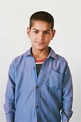 Class 6 - Rahmatullah; 'My favorite subject is Dari.'