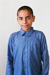 Class 6 - Imran; 'I would like to travel to Saudi Arabia.'