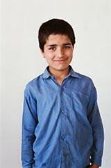 Class 7 - Abdul Hafiz; 'I want to be an athlete.'