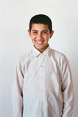 Class 7 - Jamshid; 'My favorite subject is Holy Quran.'