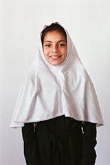 Class 7 - Muzhda; 'My favorite subject is Dari.'