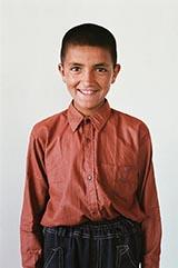 Class 7 - Ajmal; 'My favorite subjects are math and Dari.'