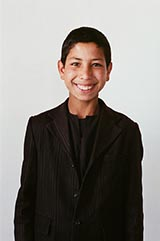 Class 8 - M. Navid; 'I want to become a doctor and improve the health of my people.'