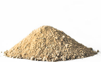 clay-based rock mineral fertiliser