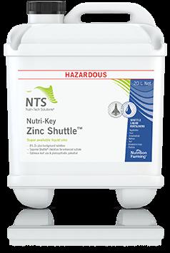 zinc-shuttle