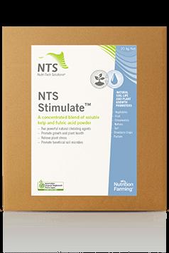 nts stimulate
