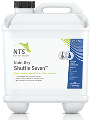 nutri-key shuttle seven