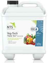 veg-tech triple ten