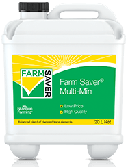 farm saver multi-min