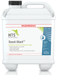 seed start for sunflowers