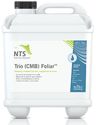 trio for wheat