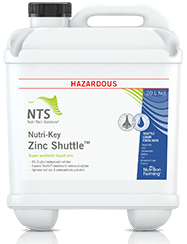 nutri-key zinc shuttle