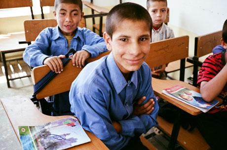Photographs taken around the school