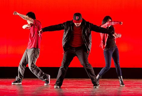 Beginning Hiphop class photo,SF Dance class, affordable dance class