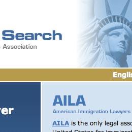 AILA Attorney Search