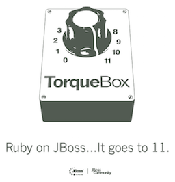 Torquebox, Ruby on JBoss