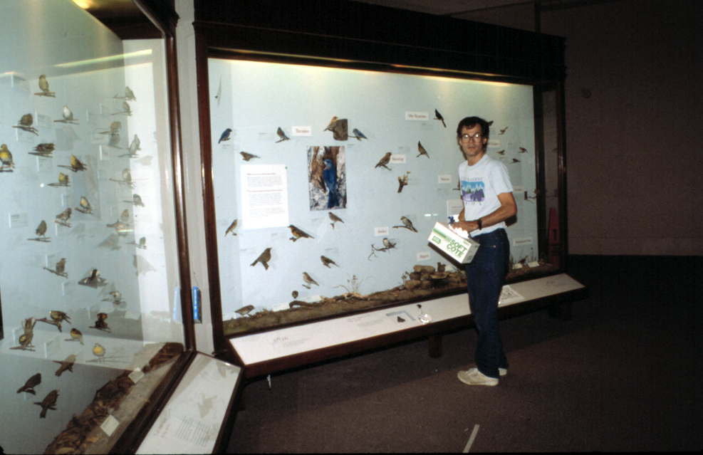 Gidwitz Hall of Birds
