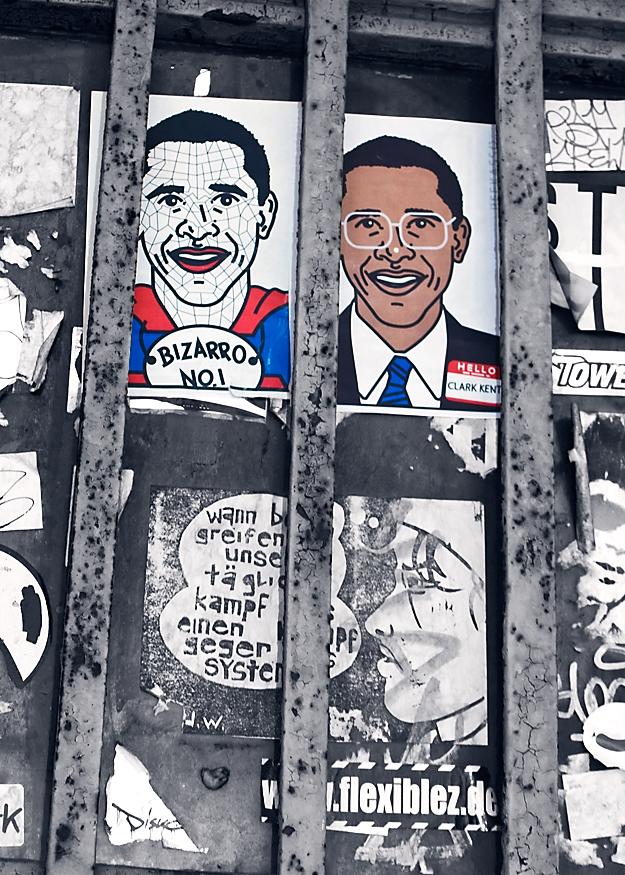 Berlin Street Art 2008