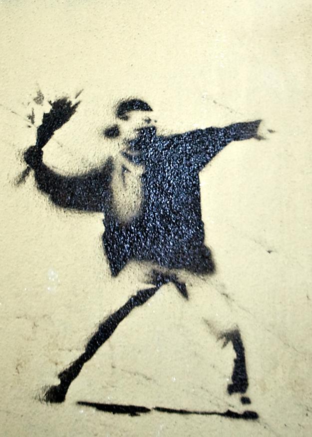Banksy 2008