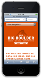 Bigboulder Mobile