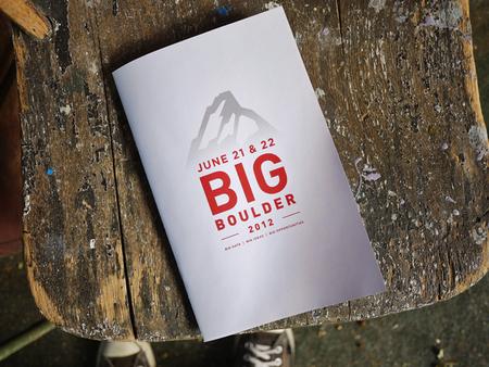 Big Boulder2012