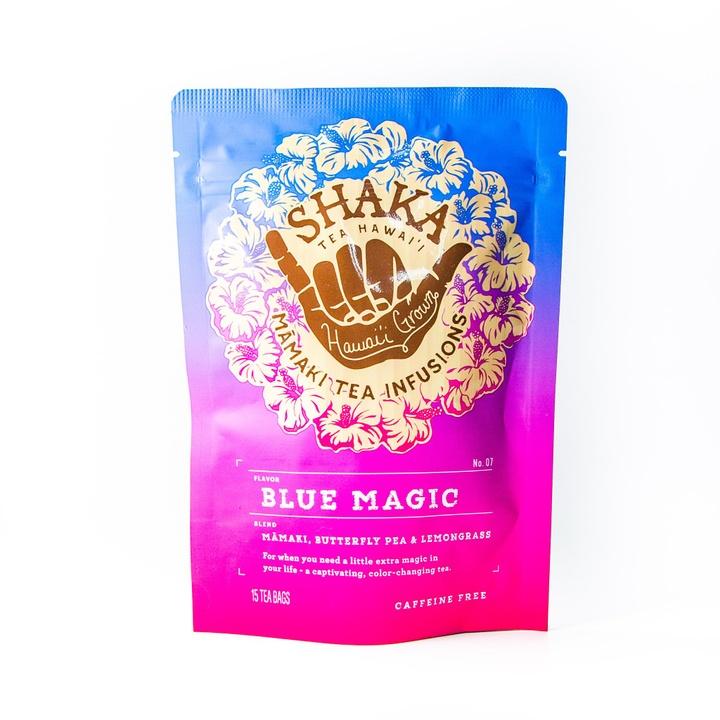 Shaka Tea | Blue Magic Tea