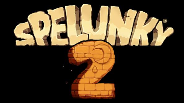 Spelunky 2 (Week 2) Logo