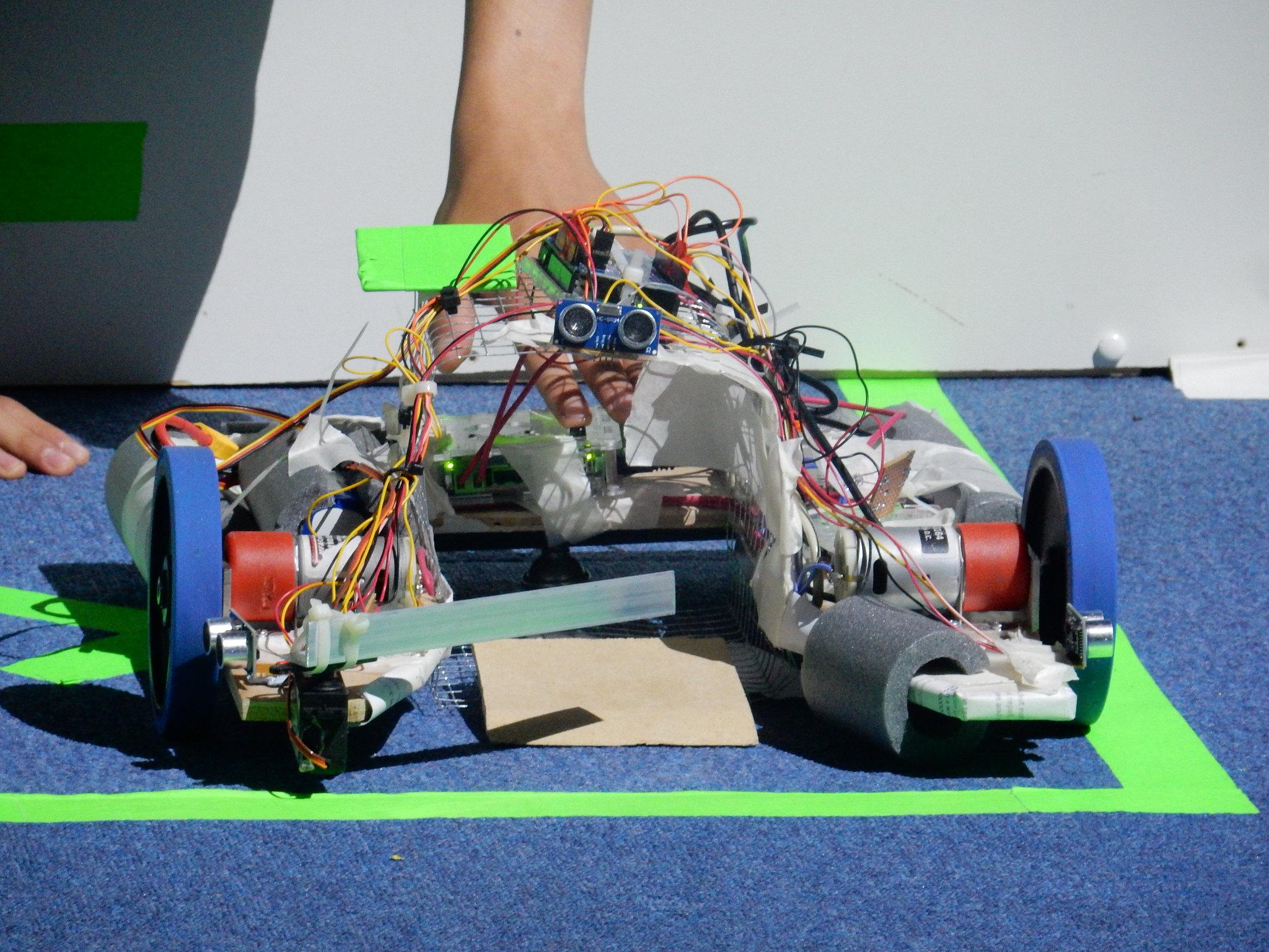 Building friendly robotics software