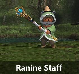 Ranine Staff