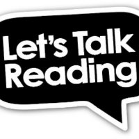 Let's Talk Reading logo
