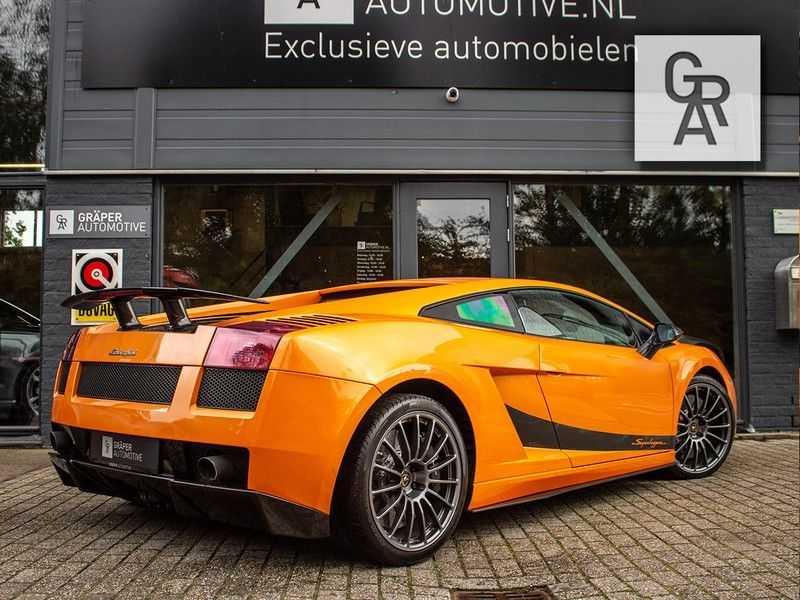 Lamborghini Gallardo 5.0 V10 Superleggera afbeelding 9