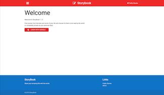 Tim Udoma's Storybook App
