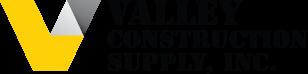valley construction supply logo