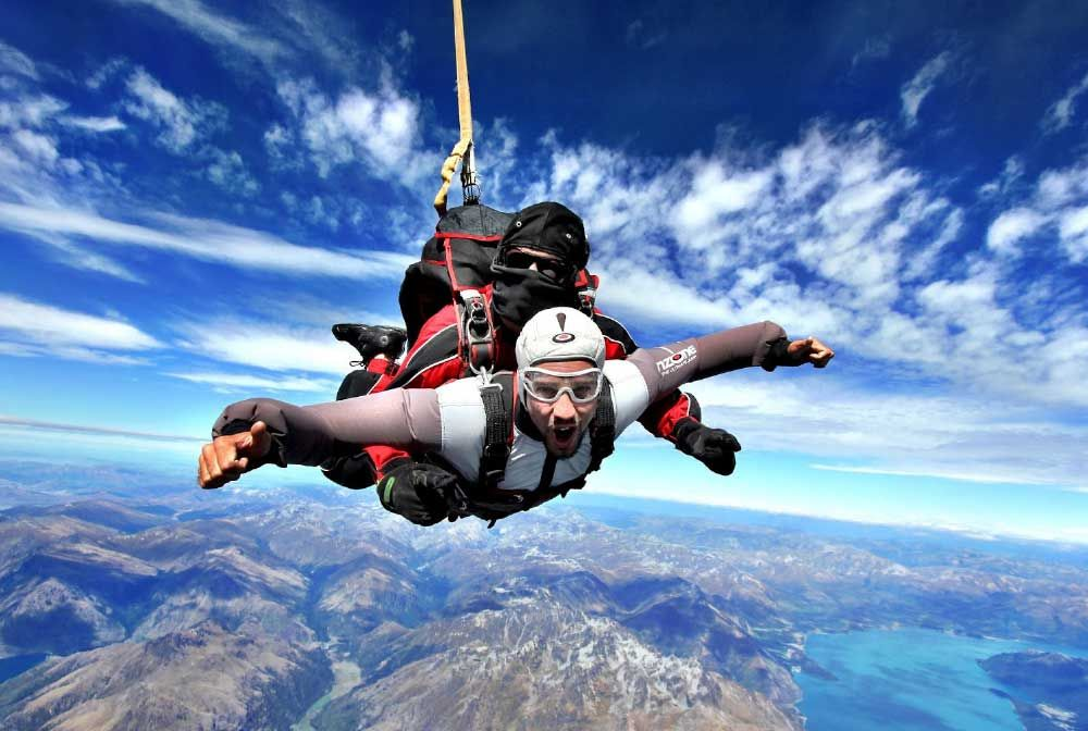 Skydiving Queenstown