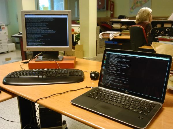 Programari Lliure a la CONFAVC