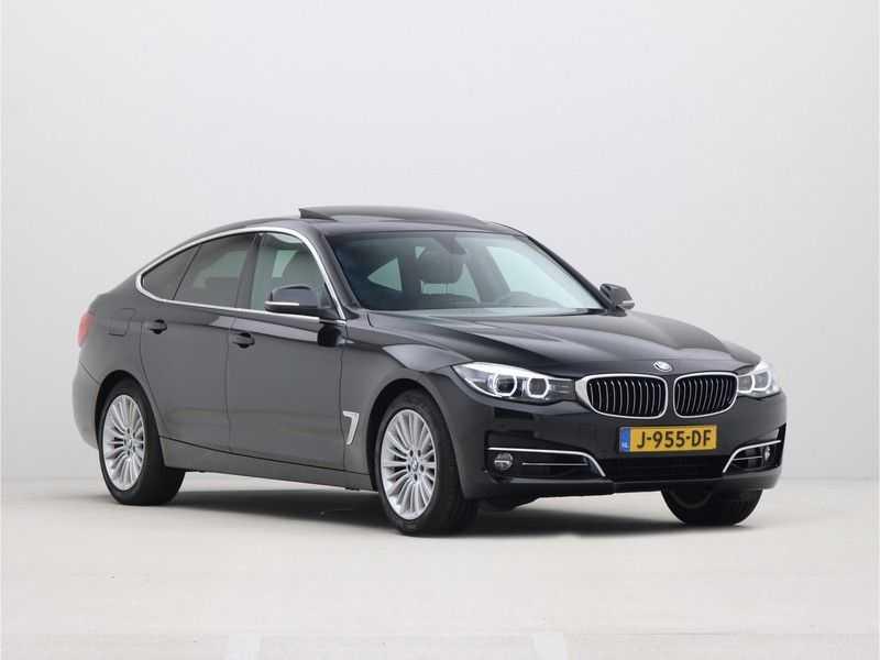 BMW 3 Serie Gran Turismo 320i High Executive Luxury Line Automaat afbeelding 9