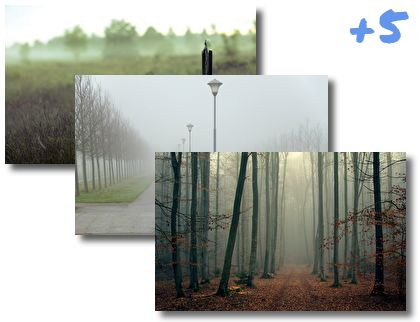 Fog theme pack