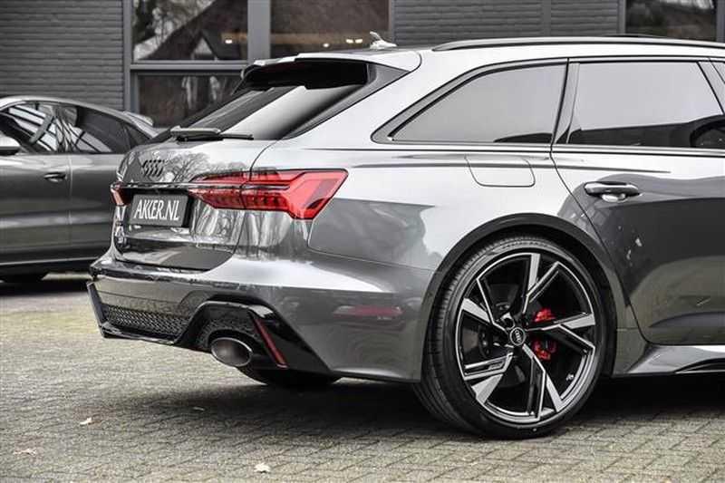 Audi RS6 DYNAMIC PLUS+DESIGNPAKKET+SP.ONDERSTEL NP.238K afbeelding 20