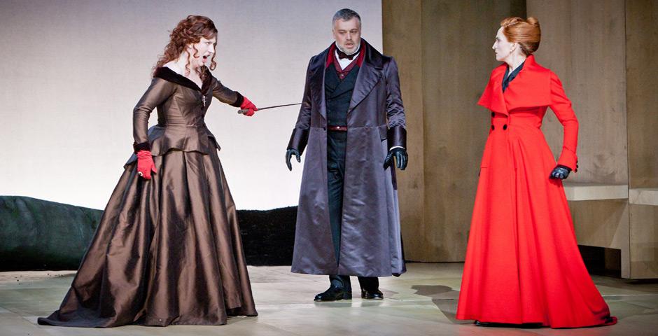 Maria Stuarda for Opera North