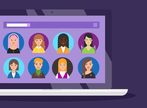 Portal Mais Mulheres Tech