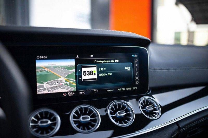 Mercedes-Benz AMG GT 4-Door Coupe 43 4MATIC+ Premium *AMG Nightpakket / Burmester / AMG Performance Stoelen* afbeelding 14