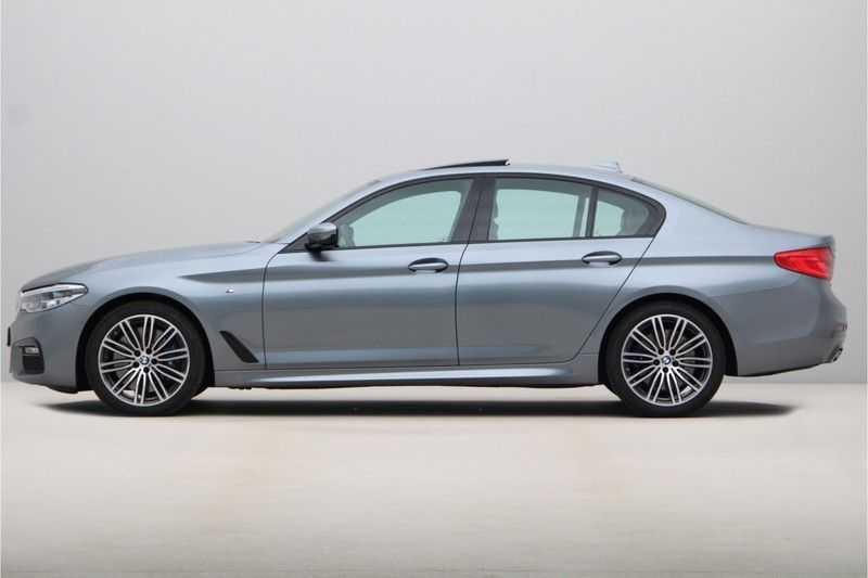BMW 5 Serie 540d xDrive High Executive afbeelding 6