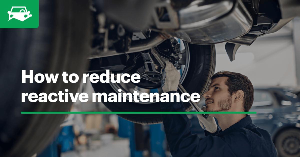 Carm maintenance