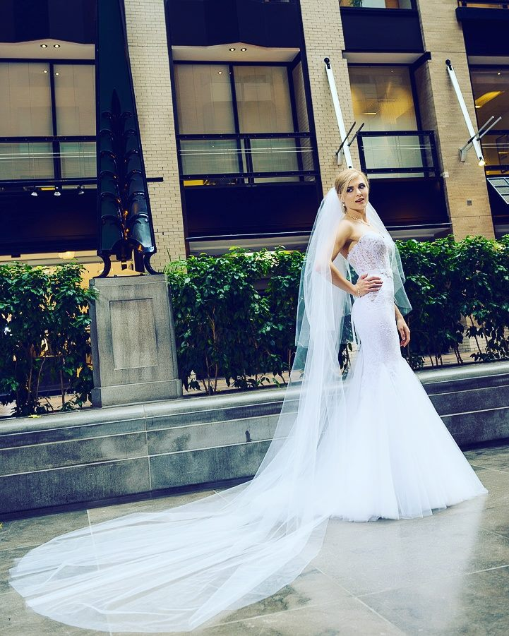 wedding dress montreal haute couture