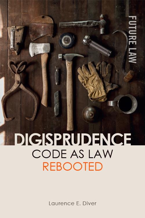 Digisprudence book cover