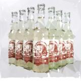 Seven bottles of my favorite local soft drink