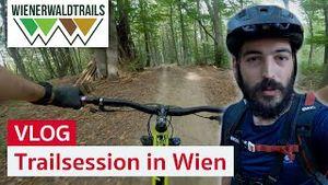Trailsession in Wien: Südtiroler-, Schönstatt- und Sauberg-Trail | Wienerwald Trails