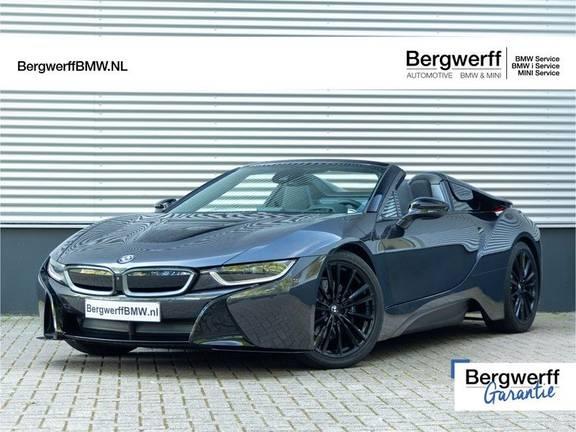 BMW i8 Roadster Progressive package - Volleder - Harman Kardon