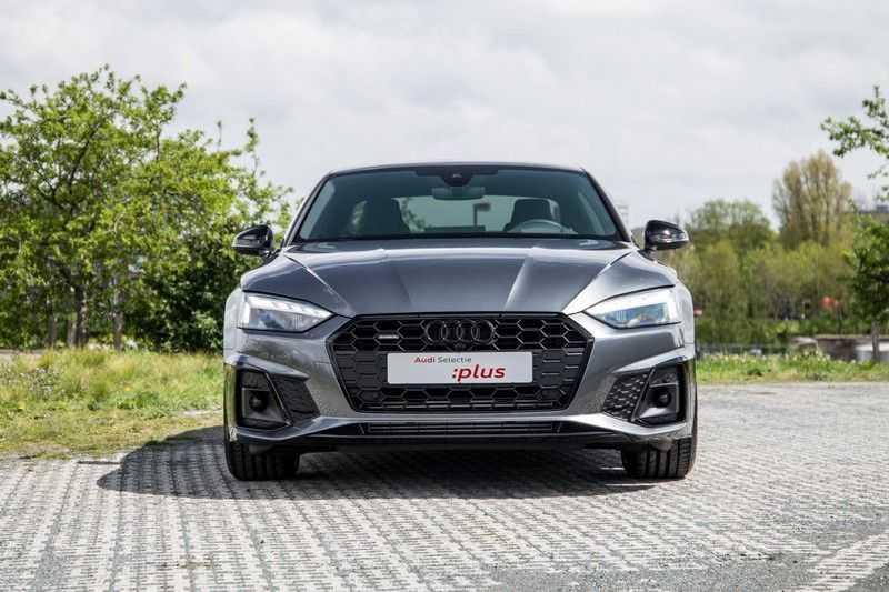 Audi A5 Coupé 45 TFSI quattro S edition Edition One   2 x S-Line   Navigatie   360 Camera  Head-Up Display   Leder/carbon interieur   Matrix LED   S-Sportstoelen   Garantie tot 10-2025* afbeelding 14